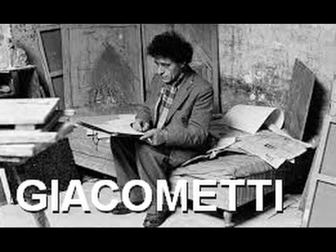 Alberto Giacometti - Meister des Blickes (Porträt 2015)