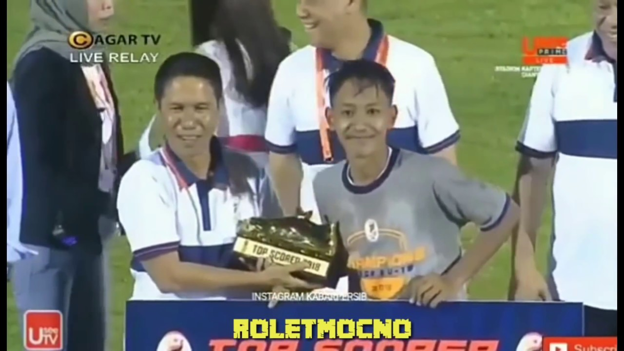 HIGHLIGHT PERSIB U19 VS PERSIJA U19 | Final Liga 1 U19 2018 - YouTube