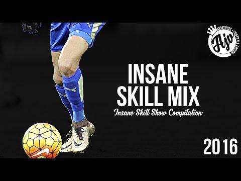 Insane Football Skills #2  Skill Mix 2015/2016  HD   1080p