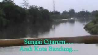 Aliran Sungai Citarum   Kota Bandung