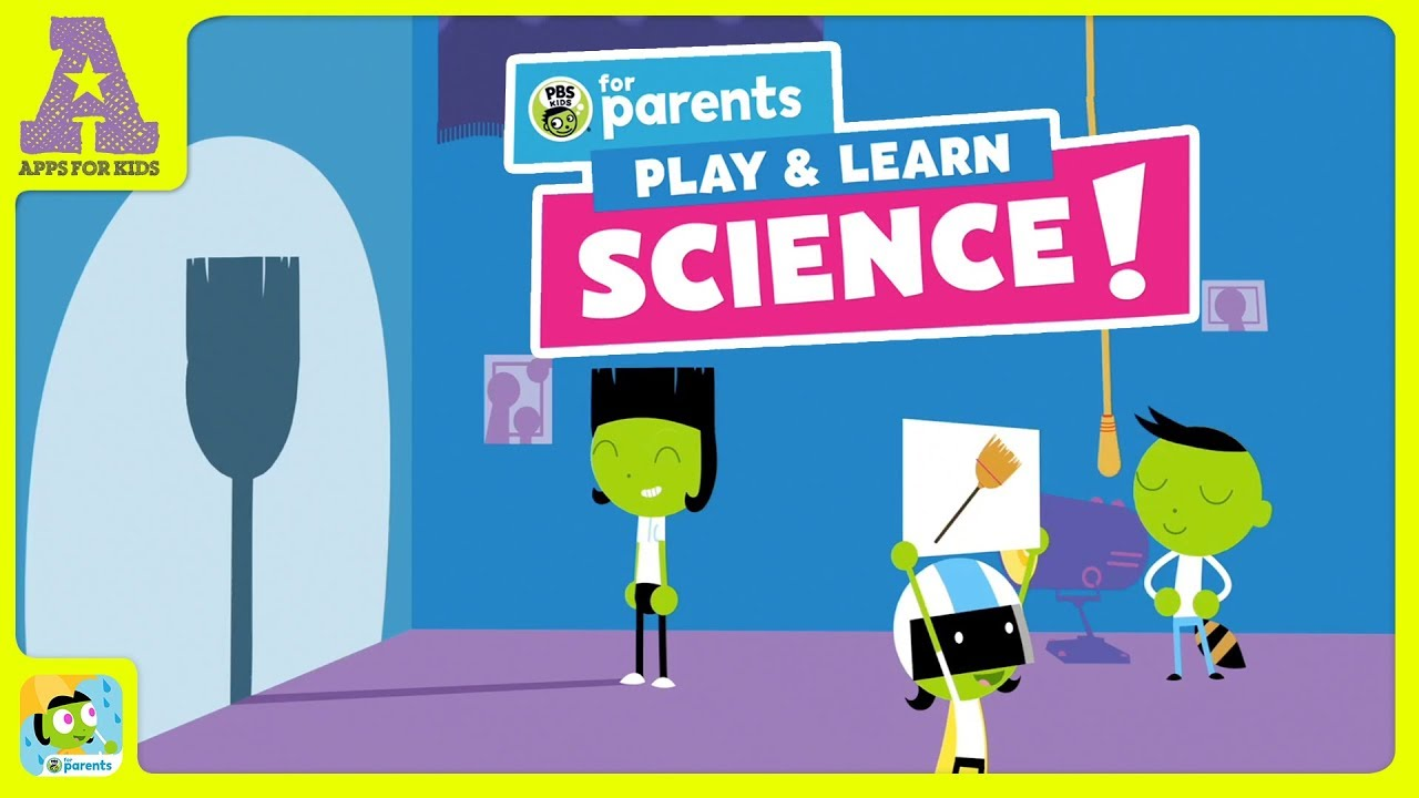 science play games learn