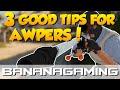 CS:GO - 3 Good Tips for Awpers!