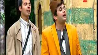 بالفيديو.. نجوم «مسرح مصر» يقلدون حكيم بطريقة كوميدية
