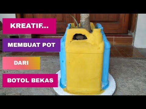 cara-kreatif-membuat-pot-|-how-to-make-cement-pots-garden-step-by-step