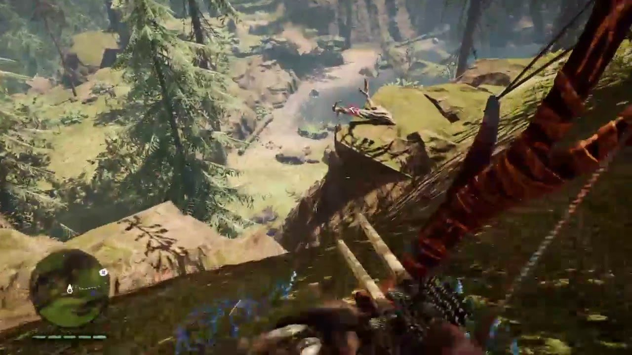 Farcry Primal I Find A T Rex Youtube