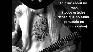 Johnny Winter - Bad Girl Blues (letra español/ingles)