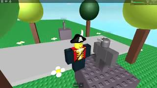 Old ROBLOX Games - Arcade, Builderman's Hotel, and Zombie City