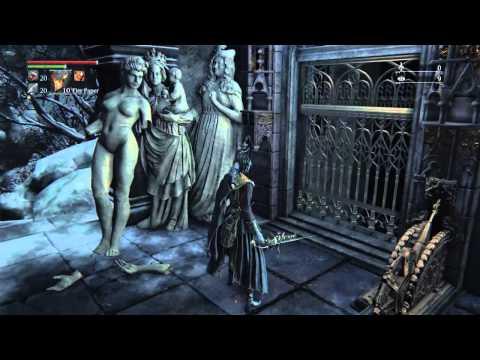 Bloodborne: Naked Gun (Parte 2)