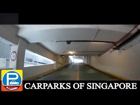 M Hotel Car Park