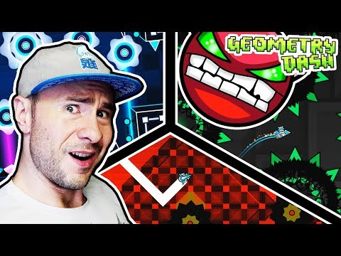 Recompleting My MILESTONE DEMONS // Geometry Dash [ToE II v2, Nine Circles, Forest Temple]