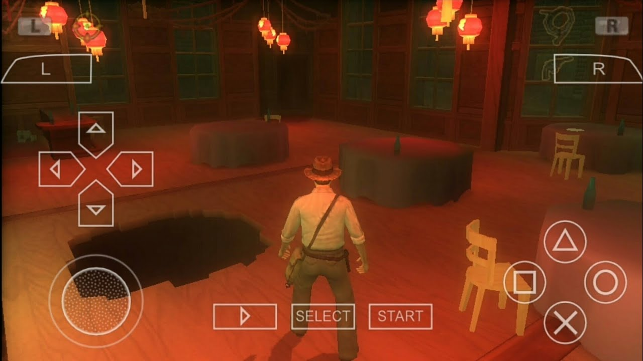Indiana Jones - psp android download free - YouTube