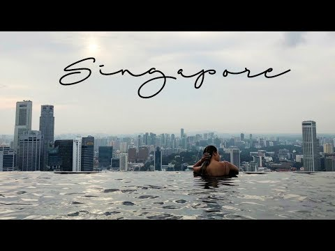 Singapore Travel Vlog 2018  | HAUSOFCOLOR