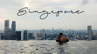 Singapore Travel Vlog 2018  | HAUSOFCOLOR