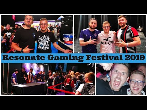 Resonate Scotland 2019 | Ft Syndicate, SharpDiv & More! Clubbing With YouTubers?! Mp3