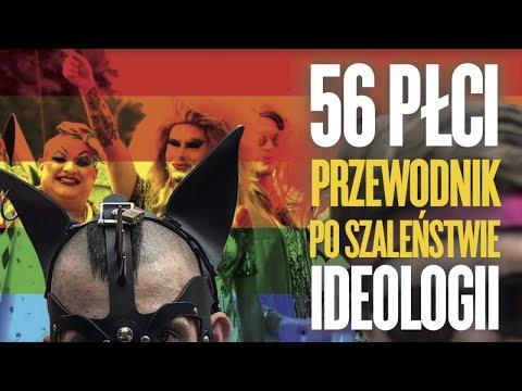 56 płci - przewodnik po szaleństwie ideologii LGBT