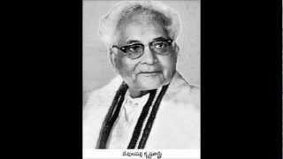 Jaya Jaya Jaya Priya Bharatha - Sri Devulapalli Venkata Krishna Sastry