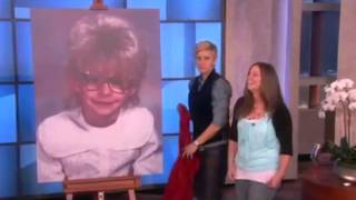 Bad Paid-For Photos Live! Special Couple on Ellen show