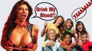 What The F*ck News! - TEACHER FEEDS BLOOD TO KIDS!!!