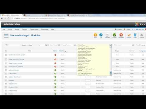 Youtube Video Gallery Joomla Module