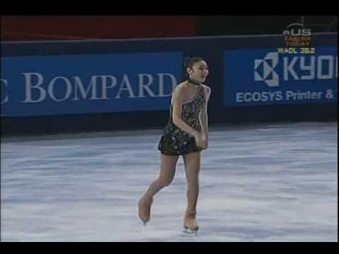 Bond Girl, Yuna KIM!! [unversal sports] - Figure Skating