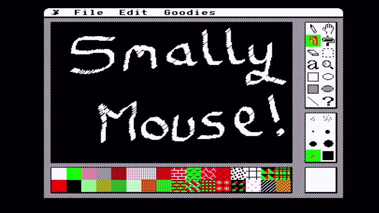 Smallymouse Usb To Quadrature Mouse Adapter Youtube Diy Sot 23