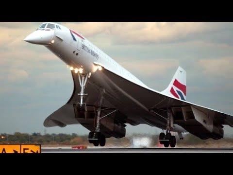 50th Anniversary Of Concorde's Maiden Flight