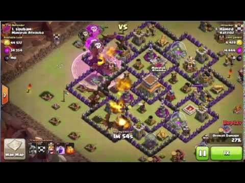 TH8 Dragon Attack Strategy