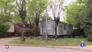 Confinamiento en camping Covid19 | España Directo