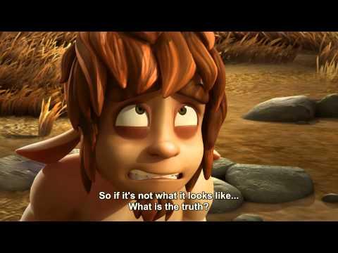 "Vidéo Film d'animation ""Mytho Logique""."