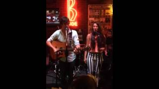 Alex Kinsey and Sierra Deaton Toxic Beachside Tavern 9.21.13