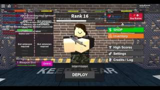 DÉCISION THE SNIPER (Mad PaintBALL 2) Roblox
