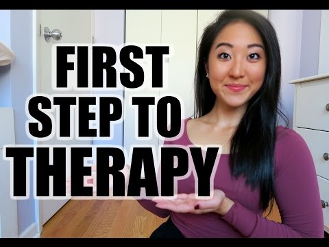 THERAPY: How to Start and What I Did
