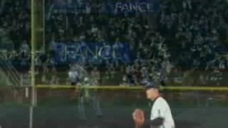 YB-M 2010年05月13日 荻野貴:センターへのヒットで出塁 1塁 全編の視聴...