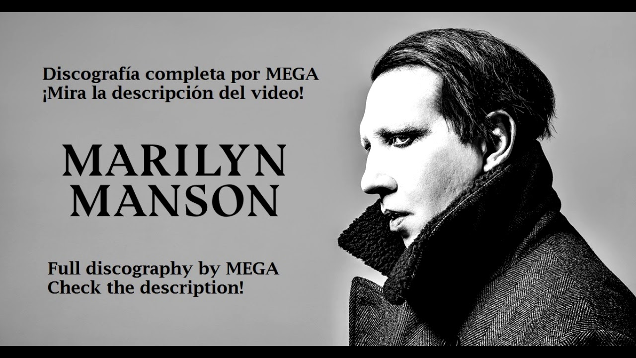 marilyn manson full discography download