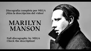 Скачать Marilyn Manson DISCOGRAFIA COMPLETA MegaMusicaGratis
