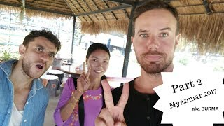 Welcome Back to Myanmar aka BURMA