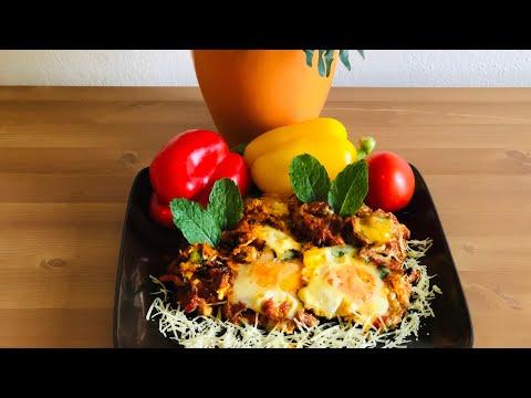 Egg In Hell || Italian Recipe || ഒരു ഇറ്റാലിയൻ 🍳🥗recipe || Ammu's Kitchen UK||