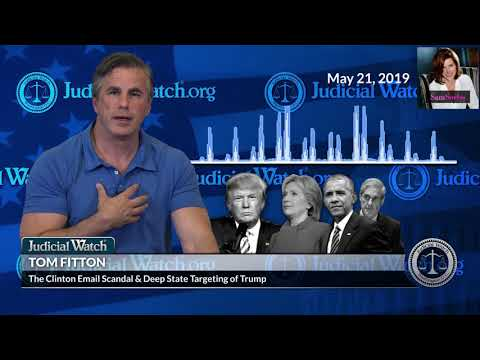 Fitton: Deep State 'Coup Cabal' Tried to Interfere in 2016 Election & Wants to Overthrow Trump