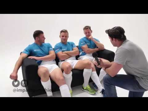 Who is?...... with Robbie Henshaw, Ian madigan & Craig Gilroy