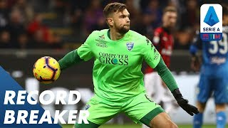 Dragowski's Record Breaking Saves! | Serie A