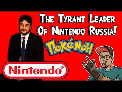 Tyrant CEO Of Nintendo Russia Yasha Haddaji! Threatens Employees On Live Stream!