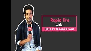 Rajeev Khandelwal reveals interesting facts about himself || JuzzBaatt