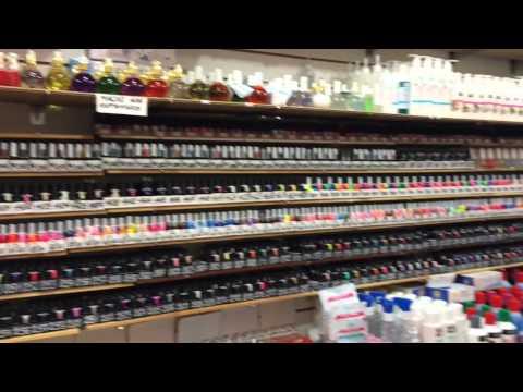 ДУБРОВКА! Где можно купить материалы для ногтей дешево!!!