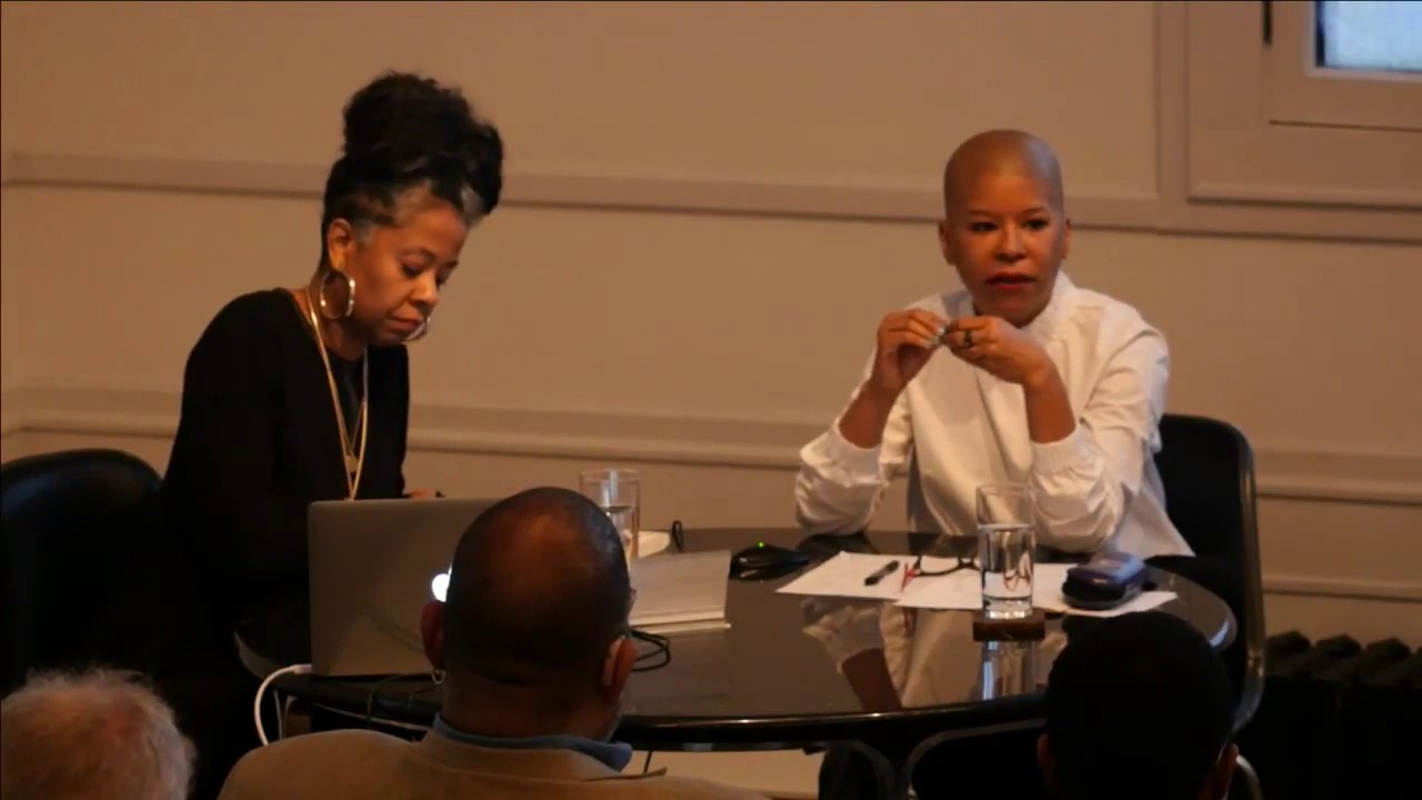 Christina Sharpe and Torkwase Dyson in Conversation