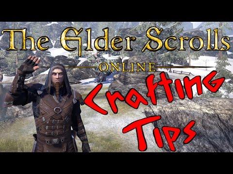 The Elder Scrolls Online: How Trait Research Works