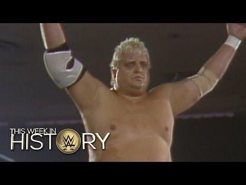 Dusty Rhodes Gewinnt Den NWA Championtitel: This Week In WWE History, 18. August 2016