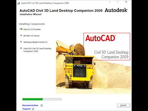 keygen autocad civil 3d land desktop companion 2009 64 bits