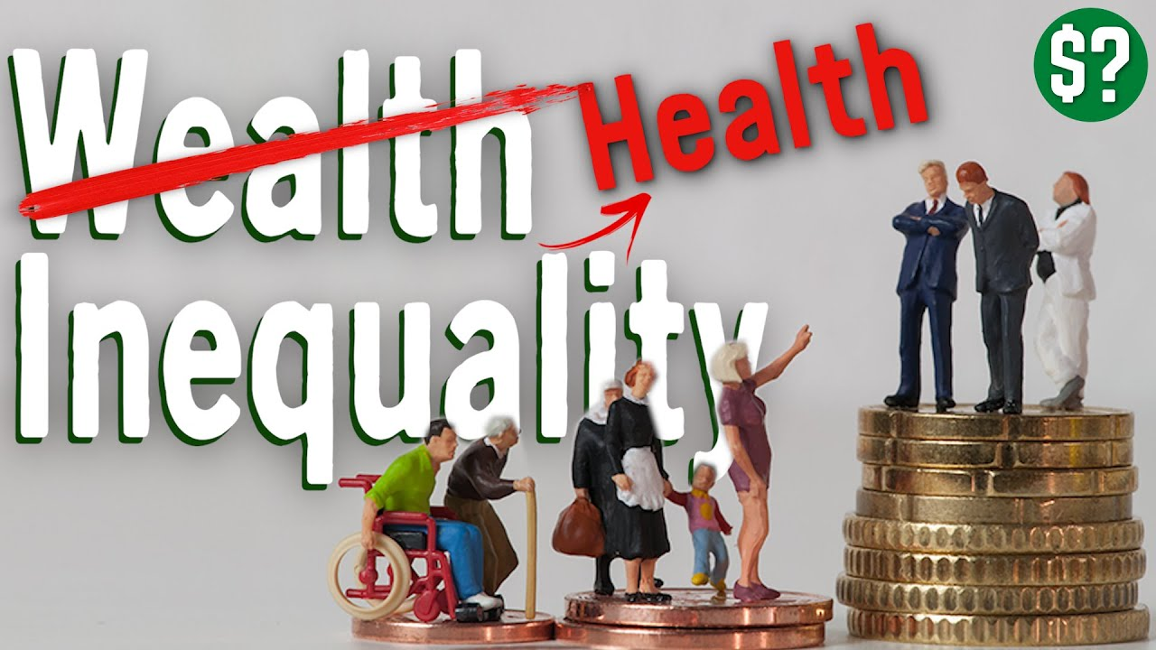 Why Do Rich Americans Live 10 Years Longer Than Poor Americans? - No It's Not Healthcare...