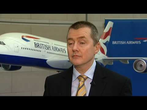 Willie Walsh on BA/Iberia merger