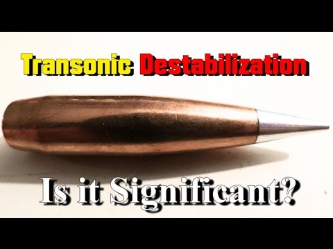 Q&A - Transonic Stablity and Bullet Deformation ~ Rex Reviews PODCAST